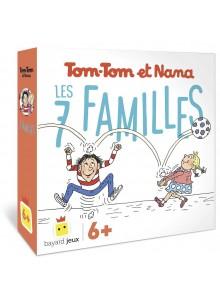 TOM TOM ET NANA JEU DE 7 FAMILLES