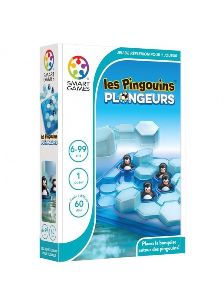 LES PINGOUINS PLONGEURS BOITE